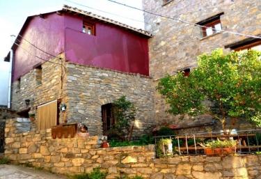 Casa Cañón del Río Leza - Trevijano, La Rioja