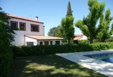 Casa Principal - Finca Los Batanes - Alameda De Cervera, Ciudad Real