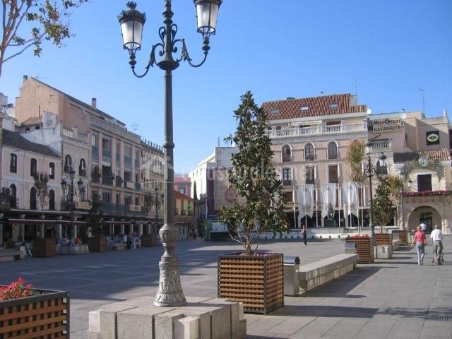 Calles de Ciudad Real