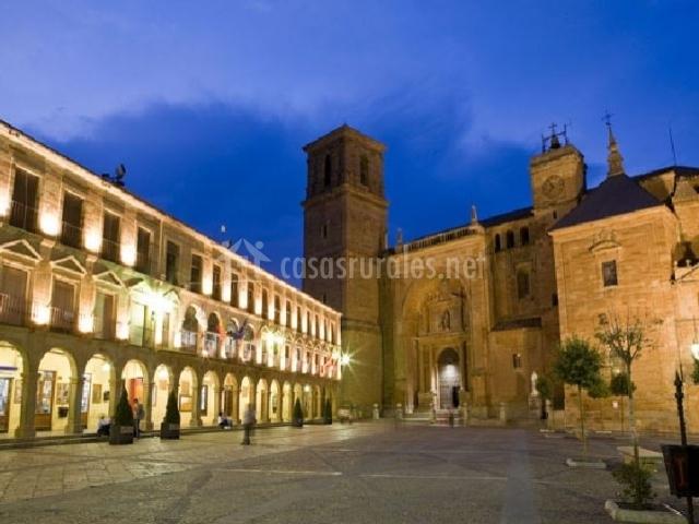 Pueblo Villanueva de los Infantes