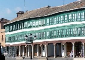 Pueblo de Almagro
