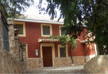 Paraje Guarinos - Barranda, Murcia