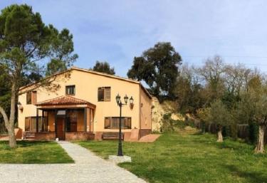 Casa Mas Caputxa Naranja - Hostalric, Girona