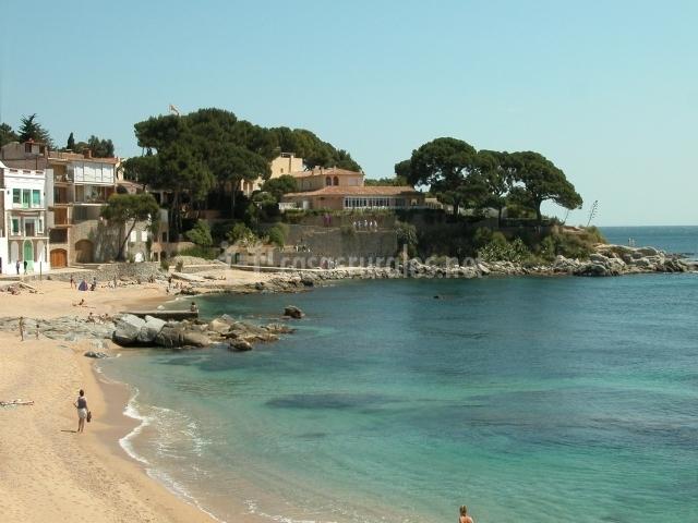 Masia Can Ros en Cistella (Girona)