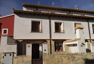 La Salamandra - Los Pinares de Rodeno - Talayuelas, Cuenca