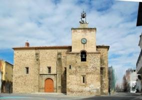 Iglesia de Talayuelas