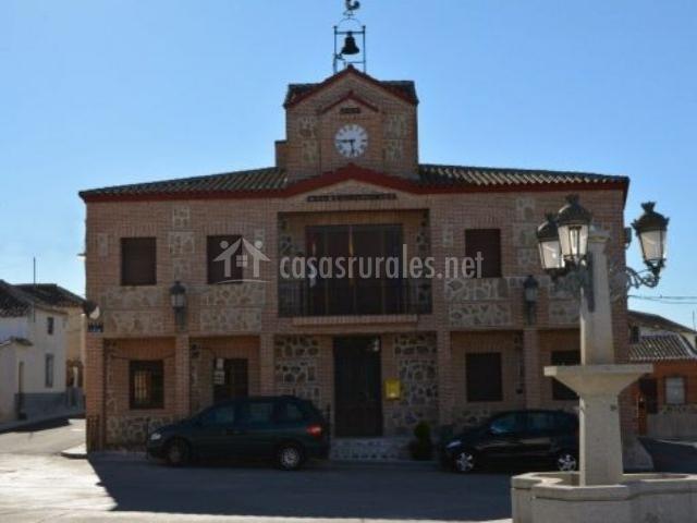 Ayuntamiento de Casasbuenas