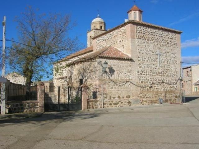 Iglesia de Casasbuenas