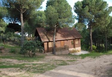 Cabaña 2 - Sierra Luna - Andujar, Jaén
