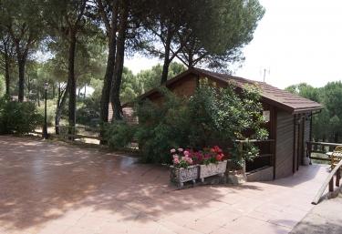 Cabaña 1 - Sierra Luna - Andujar, Jaén