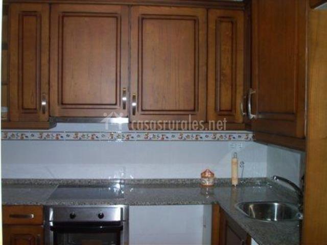 Apartamento san roque en biescas huesca for Muebles san roque coristanco