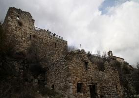 Castillo de Saldes