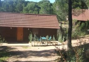 Cabaña 3 - Sierra Luna