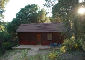 Cabaña 4 - Sierra Luna