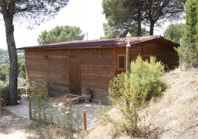 Cabaña 8 - Sierra Luna