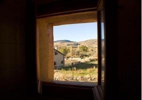 Habitación doble con ventana