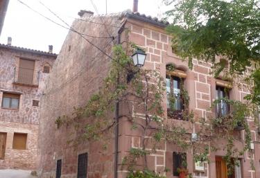 Casa Castillo de la Riba I - Riba De Santiuste, Guadalajara