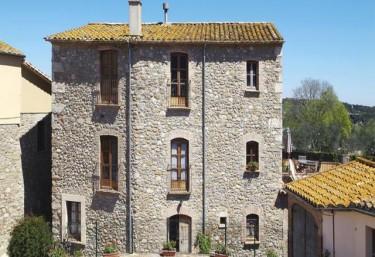Alojamiento del vino - Mas Miquel  - Esponella, Girona