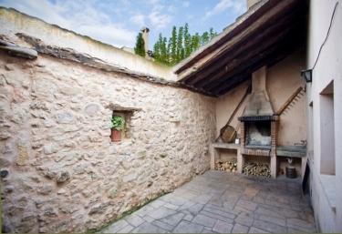Casa Lobega I - Santa Marta Del Cerro, Segovia