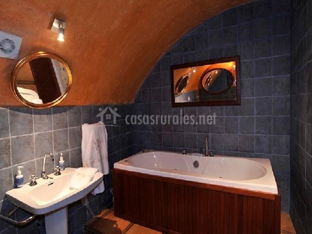 Baño Suite Unicornio Dorado