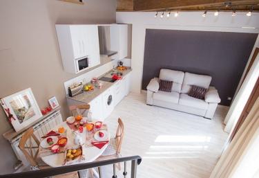 Apartamentos Lladito- Sauco - Ezcaray, La Rioja