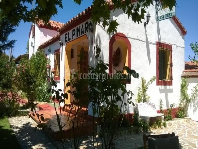 Casa rural el pinar casas rurales en talavera de la - Casas rurales en la provincia de toledo ...