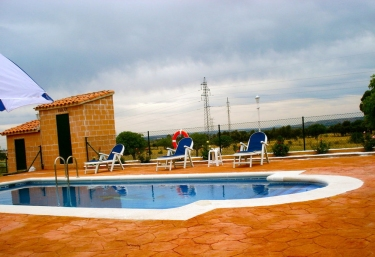 115 casas rurales con piscina en toledo - Casa rural toledo piscina ...