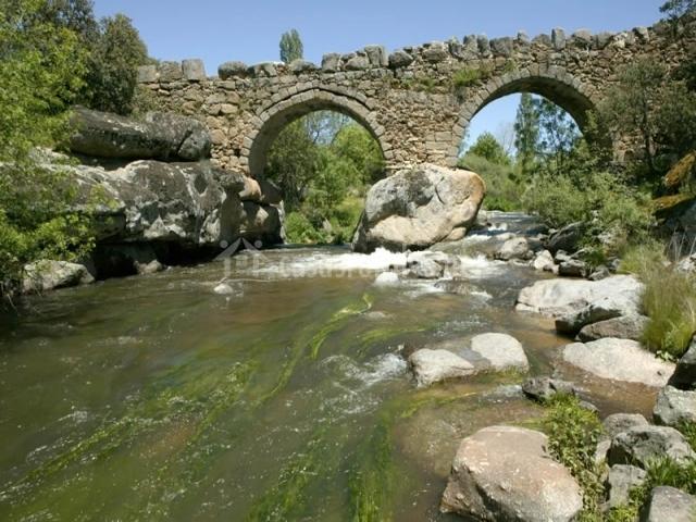 El Puente de la Fonseca en La Horcajada