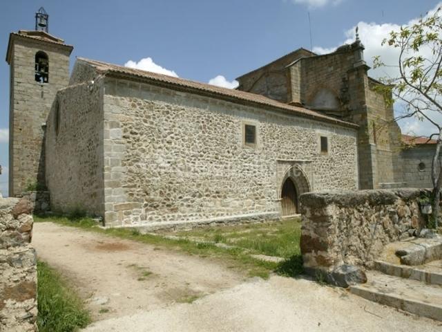Iglesia de La Horcajada
