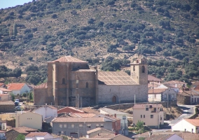 Vista de La Horcajada