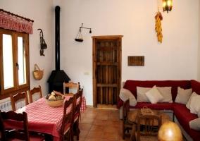 Casa La Artesa - El Pajar del Abuelo