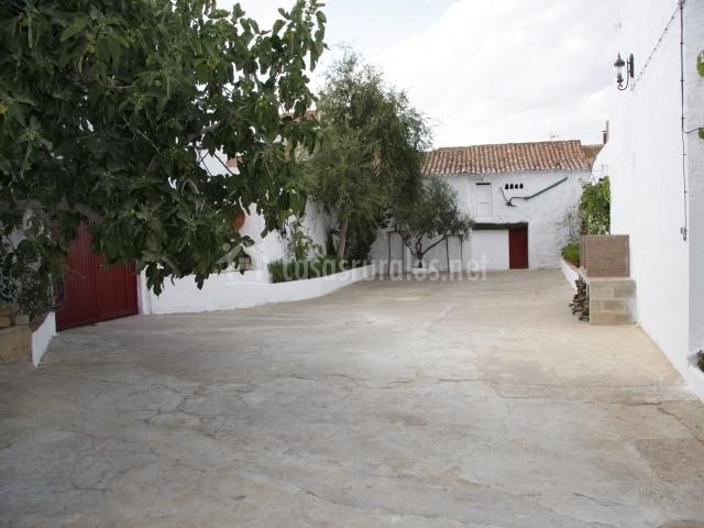 El porche de octaviano casas rurales en pozuelo albacete - El porche de octaviano ...