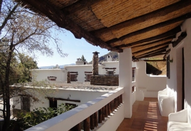 El Árabe- Casas Río de Golco - Golco, Granada