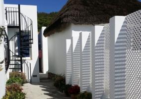 Bungalow con terraza - Mandala Bungalows - Los Caños De Meca, Cádiz