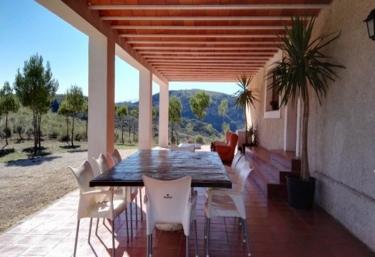 Cortijo de Mayorales - Ferez, Albacete