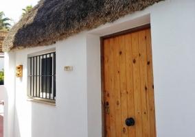 Bungalow con patio - Mandala Bungalows - Los Caños De Meca, Cádiz