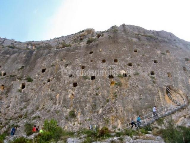 Cuevas de los Moros