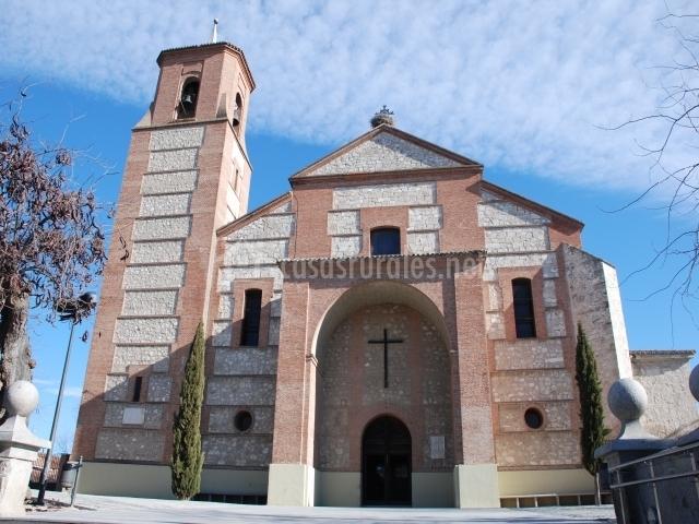 Iglesia de San José y de Santo Domingo de Silos