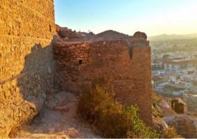 Alhama de Murcia y su castillo medieval