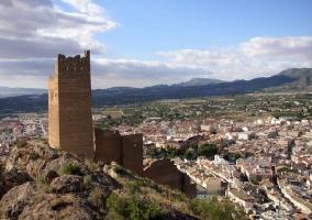 Alhama de Murcia y su castillo