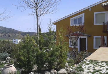 El Mirador del Otero- Apartamento Girasol - Caracenilla, Cuenca