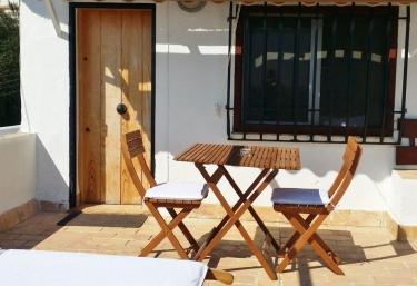 Bungalow Suite con vistas mar - Mandala Bungalows - Los Caños De Meca, Cádiz