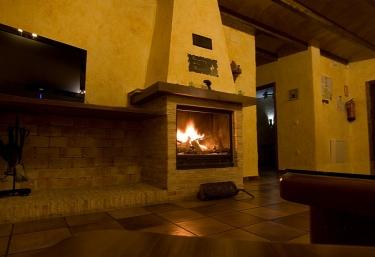 Casa rural la Miranda - Vía Verde - Robledo, Albacete