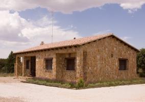 Casa rural la Miranda - Vía Verde