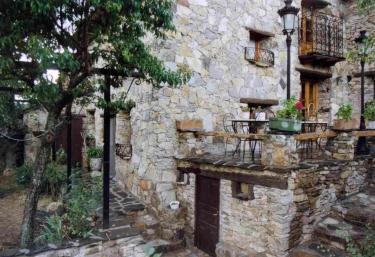 Casa Rural Las Peonías - Almiruete, Guadalajara