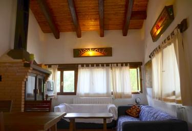 Casa La Higuera - Los Ahijaderos de Tus - Yeste, Albacete