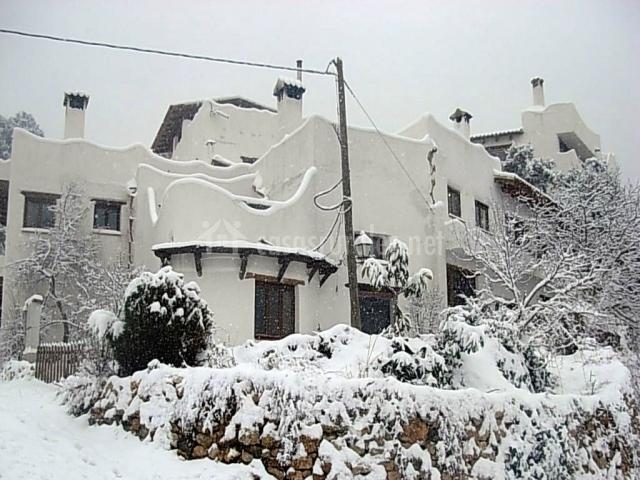 Casa los gatos los ahijaderos de tus en yeste albacete - Alojamiento en la nieve ...