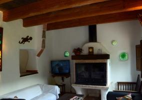 Casa Los Gatos - Los Ahijaderos de Tus - Yeste, Albacete