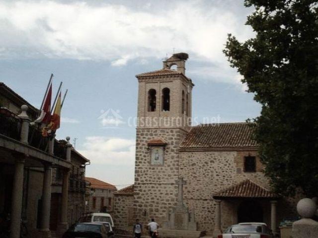 Iglesia de San Pablo de los Montes