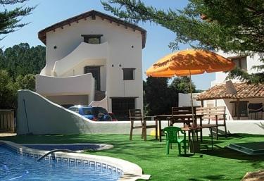 Casa Antigua - Los Ahijaderos de Tus - Yeste, Albacete